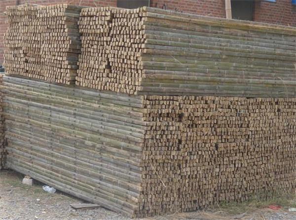 竹羊床漏粪板图片