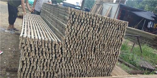 竹羊床图片
